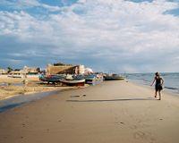 Oostkust van Tunesië