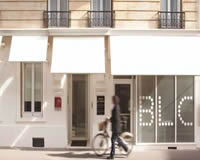 Hotel blc design in bastille en p re lachaise parijs for Blc design hotel bastille