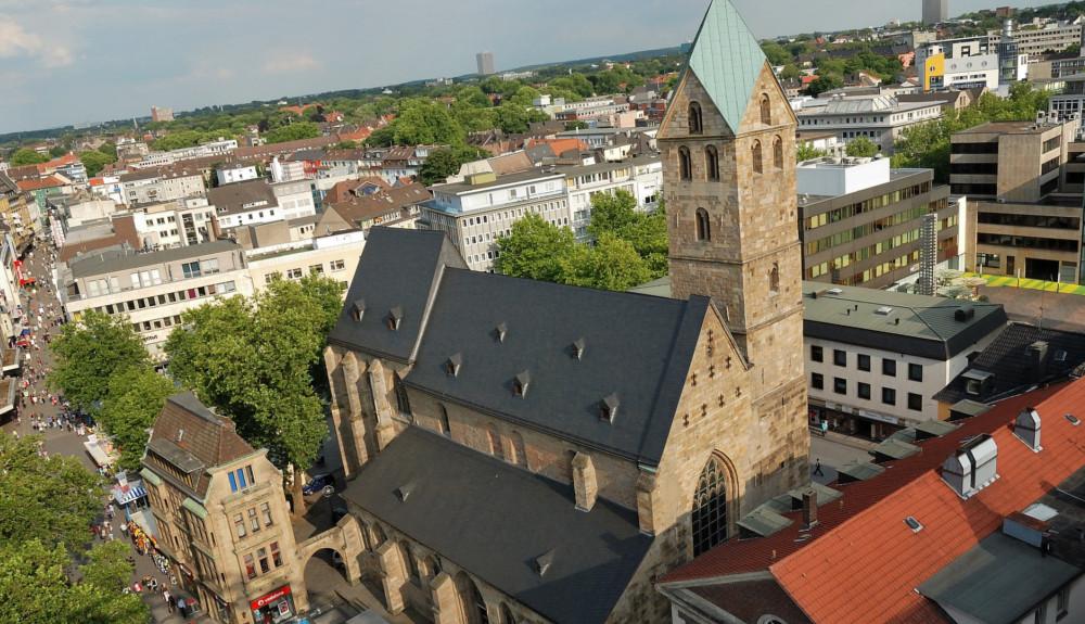 Marienkirche in Dortmund - Nordrhein-Westfalen