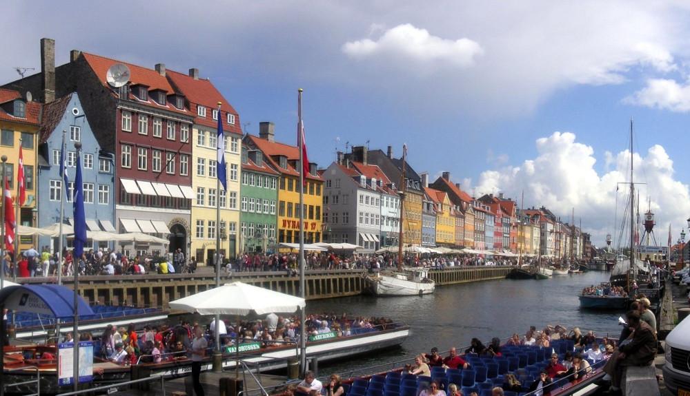 Stadswandeling Kopenhagen 75km In Kopenhagen Centrum Kopenhagen