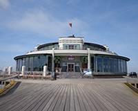 Pier van Blankenberge: Belgian Pier