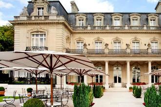 Reims bezienswaardigheden hotels vliegtickets marne - Le jardin des crayeres ...