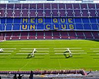 Rondom barcelona bezienswaardigheden hotels for Hotel vicino al camp nou