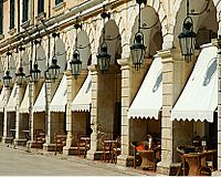 Corfu-stad (Kerkira)