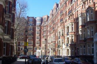 Kensington en Knightsbridge